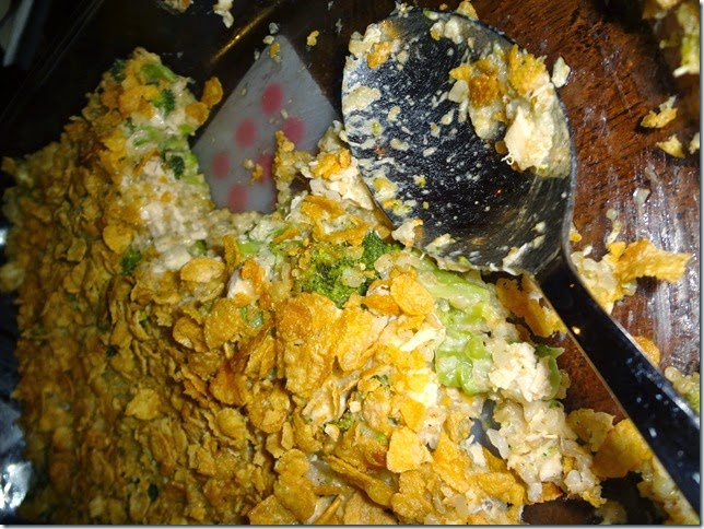 Broccoli Chicken Casserole 026