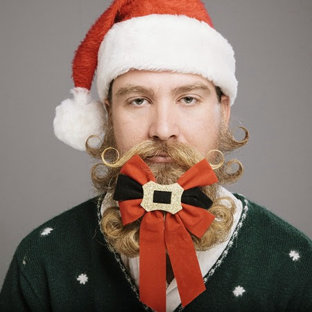 Hipster Beard for Christmas2