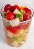 copo salada de frutas