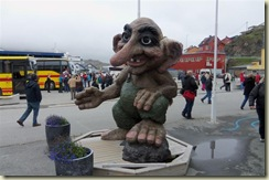 Big Troll in Honningsvag (Small)
