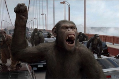 Rise of the Planet of the Apes - 5