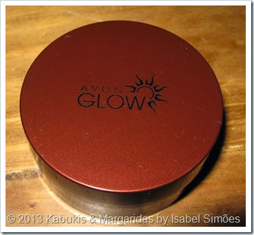 Pérolas Bronzeadoras Avon Glow