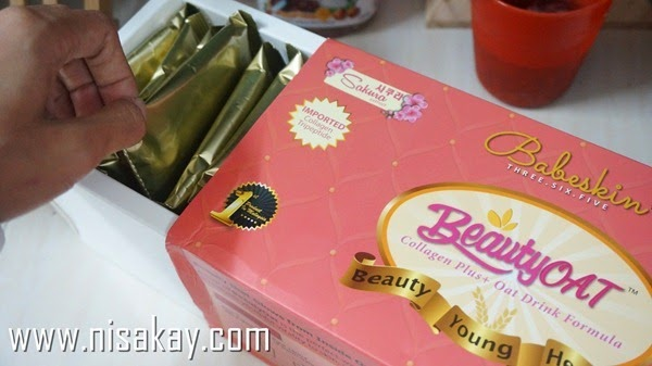 Beauty Oat - Nisakay 1