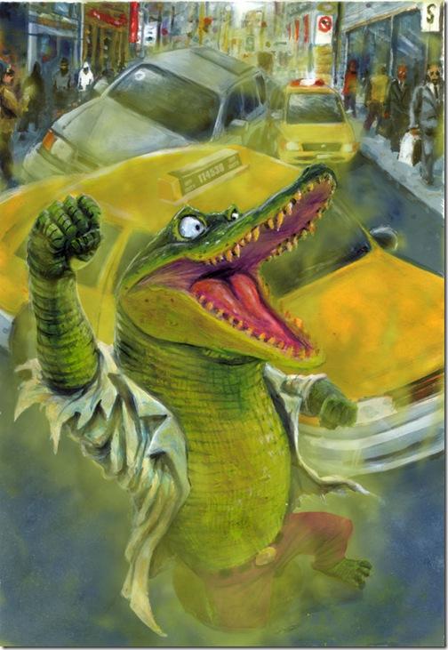 El Lagartom, Lizard,  Dr. Curt Connors (9)