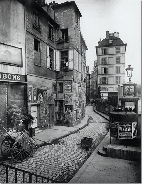 Rue des Ursins, 1900