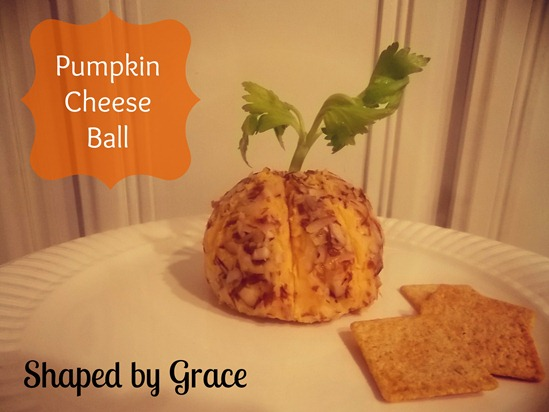 Pumpkin cheese ball blog2