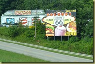 Adverts Route 66-1