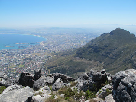 Imagine panoramica Cape Town