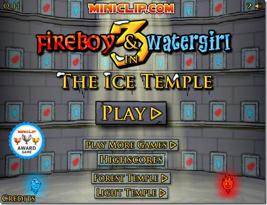 fireboy and watergirl 3 ice temple image 2