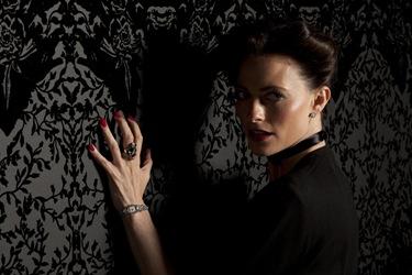 BBC Sherlock Lara Pulver plays Irene Adler