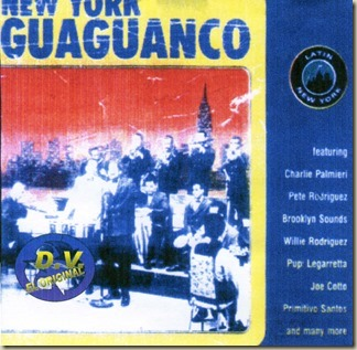 New York Guaguanco - Front