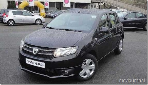 Dacia Sandero 2013 53