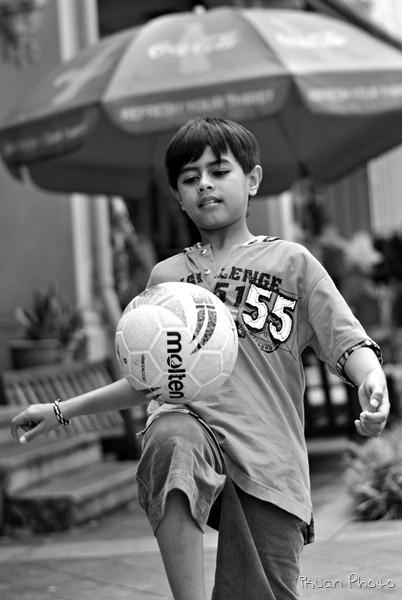 Young Footballer (1)
