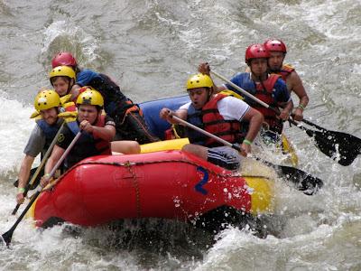 adrenaline rush!