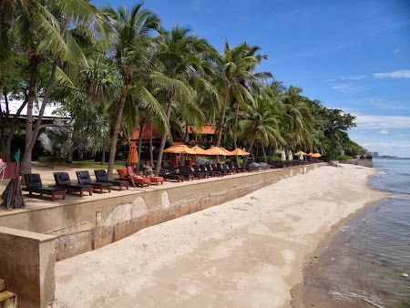 Luna de miere Thailanda: Plaja Golful Thailandei