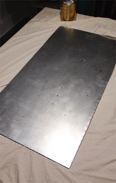 Sanded-Sheet-Metal