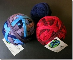 Lollipop Yarn - January 2013