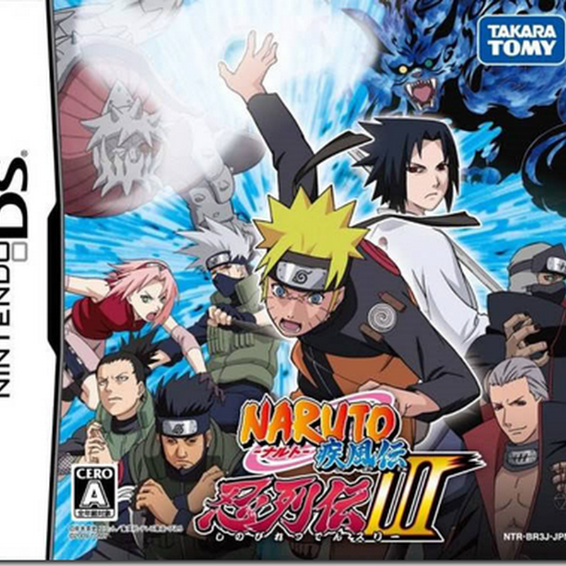 Download De Naruto Shippuden Shinobi Rumble Ds Cheat Sheets