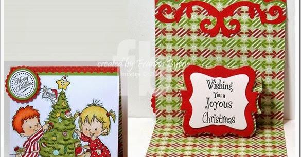 StampOwl's Studio: Wishing You A Joyous Christmas