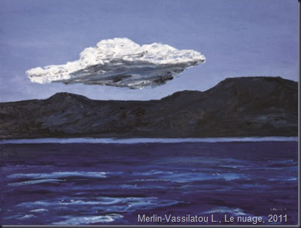 Merlin-Vassilatou L., Le nuage
