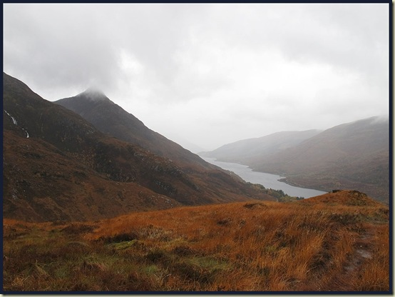 The Pap of Glencoe, from the slopes of Garbh Bheinn