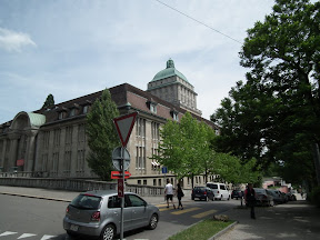 Universidad de Zurich