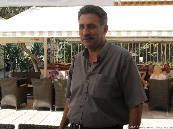 Παραιτήθηκε από την Διαδημοτική ο Σπυρονικόλας Σολωμός