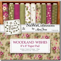 WOODLAND WISHES FRONT COVER