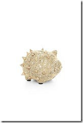 BCBG Gold Studded Piggy Bank