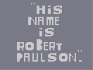 Thumbnail of the map 'Robert Paulson'