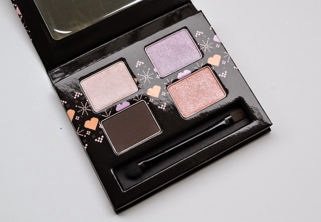 The Body Shop Enchanting Eye Palette 02 Dolly Pastels Review