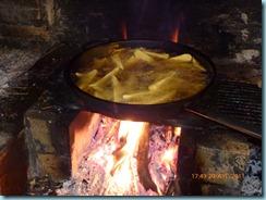 Έναγκρον - τηγανιτές πατάτες