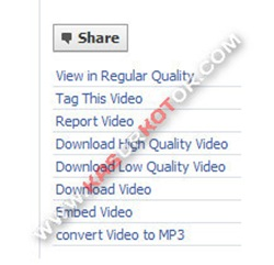 Cara Download/Embed Video dari Facebook di Google Chrome