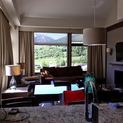Westin Riverfront Suite