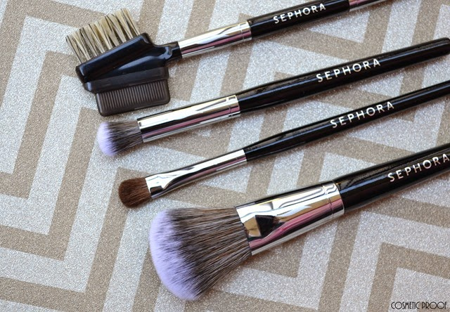 Sephora Pocket Professionals Mini Pro Airbrush Set Review (4)