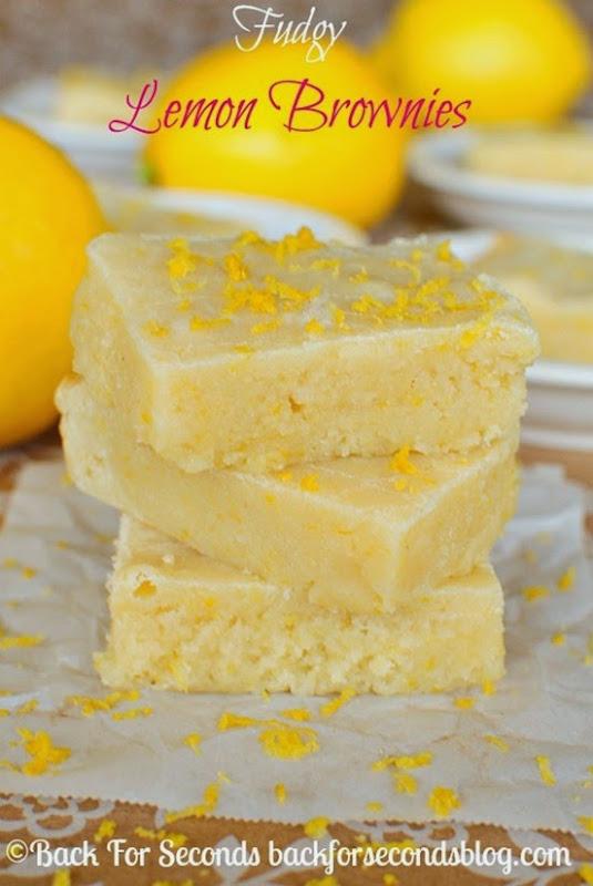 Best-Lemon-Brownie-Recipe