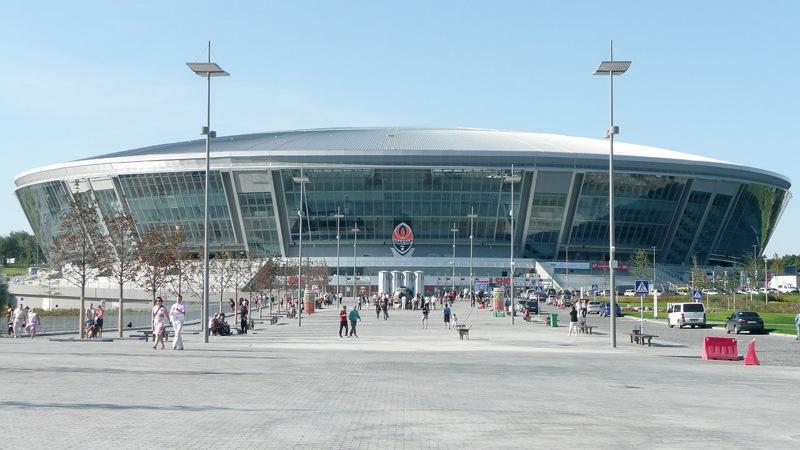 Donbass arena euro 2012 4