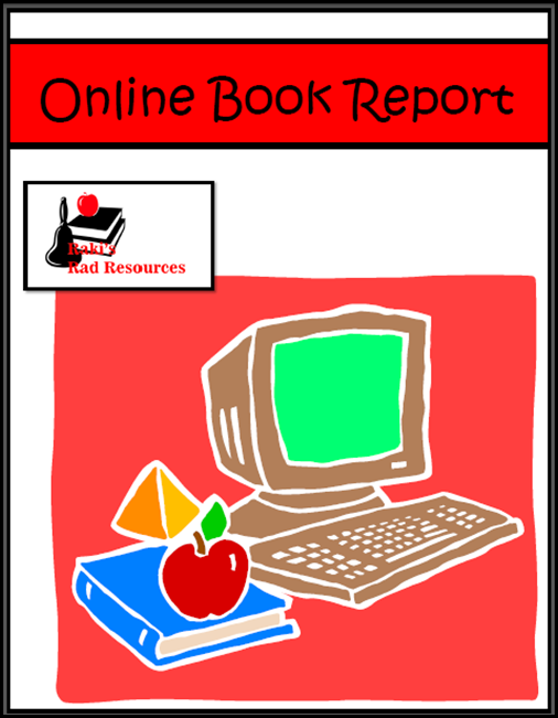 Resources to keep students reading books they enjoy while keeping them accountable for their learning.  Resources from Raki's Rad Resources - online bookreport