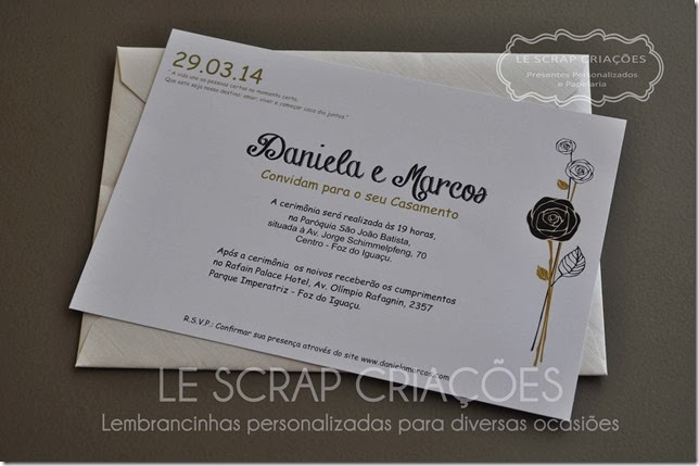 Ordem Dos Nomes Nos Convites