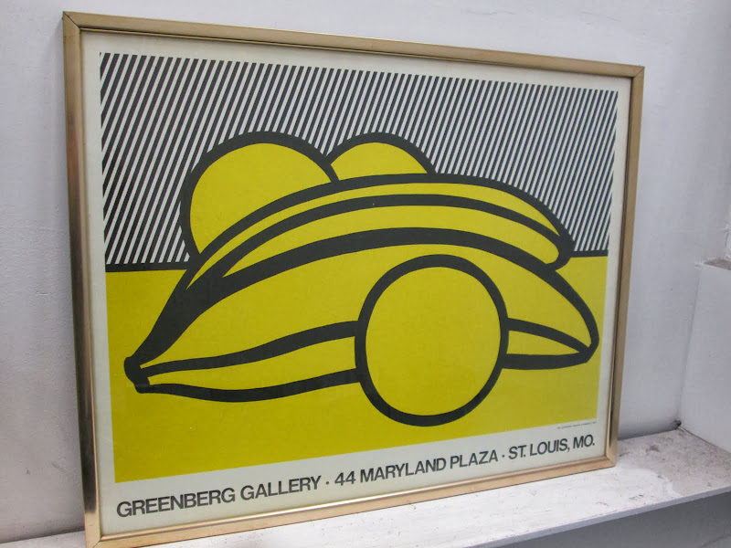 Greenberg Gallery Poster