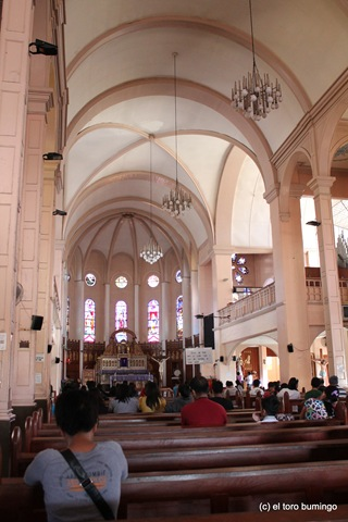 baguio cathedral 6