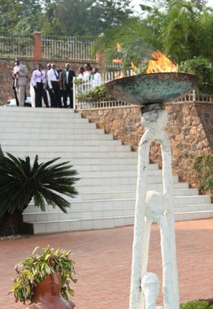 Genocide Memorial, Kigali, Rwanda