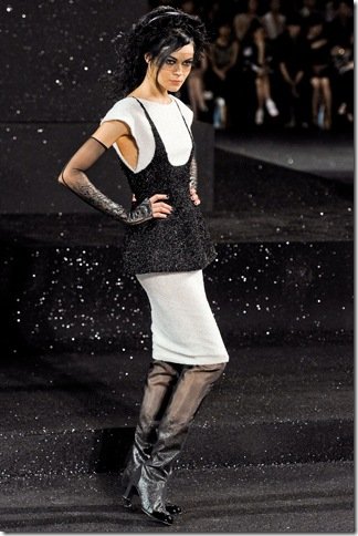Chanel Fall 2011 Dress