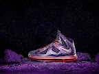 nike lebron 10 gr allstar galaxy 1 03 Release Reminder: Nike LeBron X All Star Limited Edition