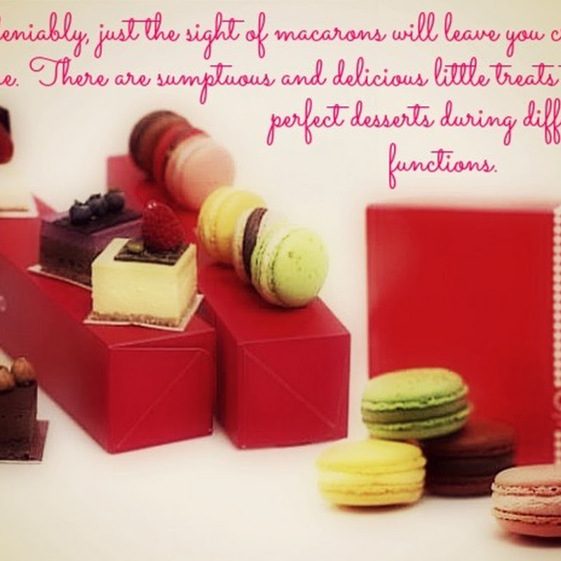 Macarons: Perfect Delicacy for All Occasions