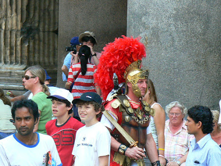 Impresii Italia: legionar roman