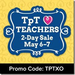 Teacher appreciation sale at Raki's Rad Resources