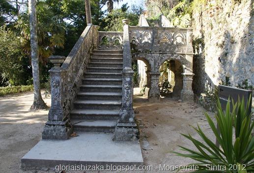 71- Glória Ishizaka - Parque de Monserrate - Sintra - 2012