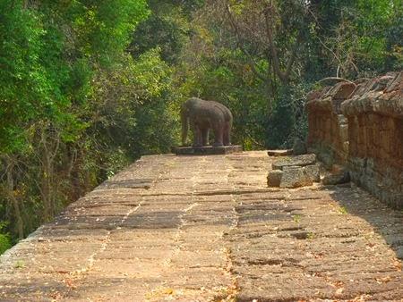 Mebon Oriental, Angkor