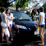 Carwash Fundraiser 2011